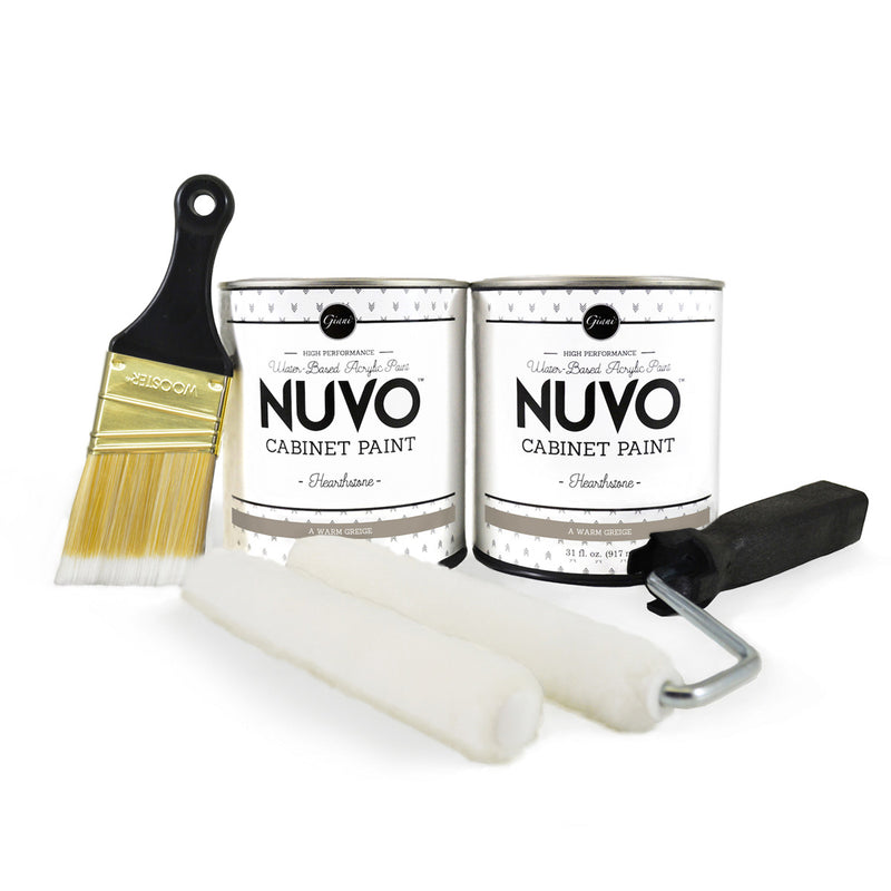 Nuvo Hearthstone Cabinet Paint Kit