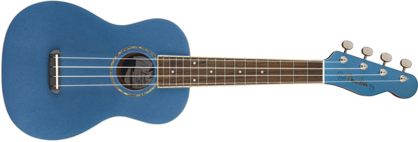 Fender Zuma Concert Lake Placid Blue