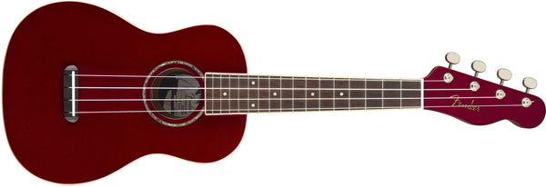 Fender Zuma Concert Candy Apple Red