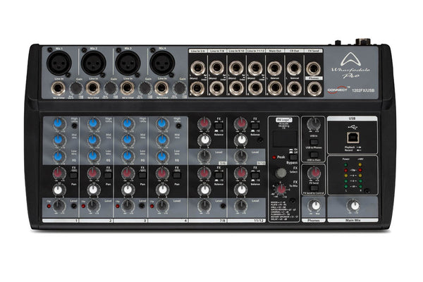 Wharfedale Connect 1202FX/USB