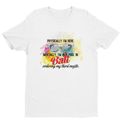 My Mind Is In Bali T-Shirt