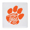 Go Tigers Cocktail Napkins - Orange & Purple