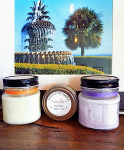 Charleston Bath Works Candles