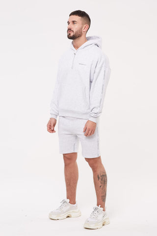 Good For Nothing Future Jogger Shorts - Grey - 1
