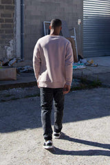 Sixth June Oversized Sweatshirt - Pink - 3