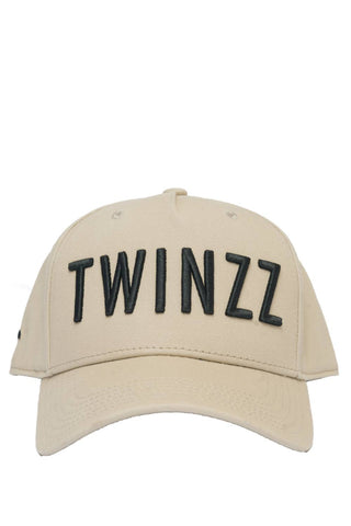 Twinzz 3D Full Trucker Cap - Stone/Black - 1