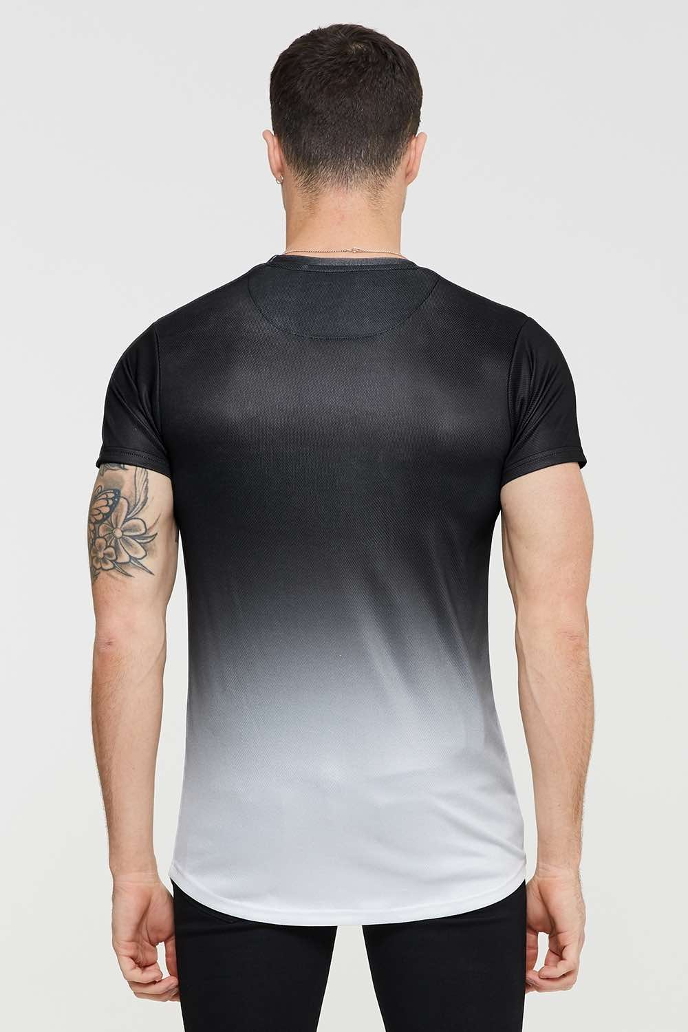 Good For Nothing Fade T-shirt - Black - 3