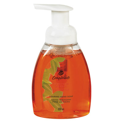 COMPLIMENTS SAVON A MAIN ORANGE MANDARINE 250ML