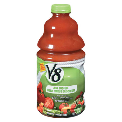 V8 COCKTAIL LEGUMES FAIBLE SODIUM 1.89 L