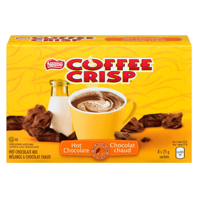 NESTLE COFFEE CRISP MELANGE A CHOCOLAT CHAUD 25 G