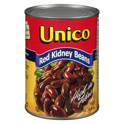UNICO HARICOT KIDNEY ROUGE 540 ML