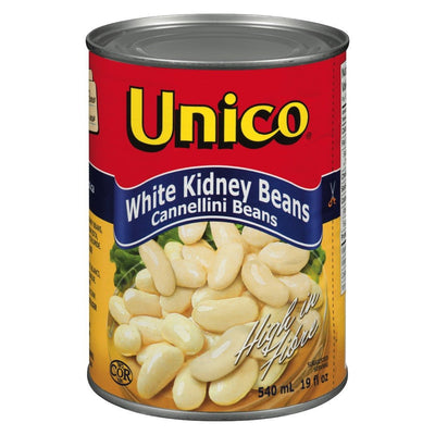 UNICO HARICOT KIDNEY BLANC 540 ML