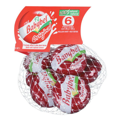 BABYBEL MINI ORIGINALE 6 120 G