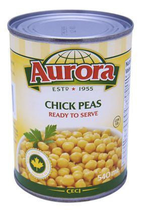 AURORA POIS CHICHES 540 ML