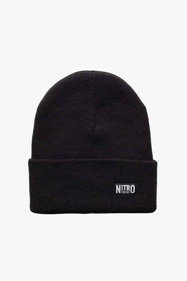 Allied Beanie Black