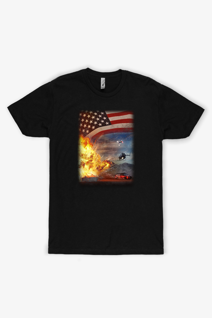 Action Figures 2 Official Movie T-Shirt