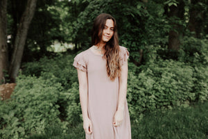 Piper Women's Dress in Rose