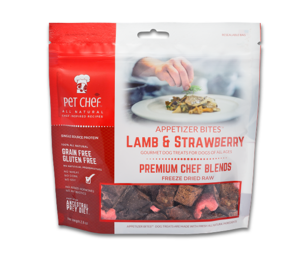 Lamb & Strawberry - CASE PACK