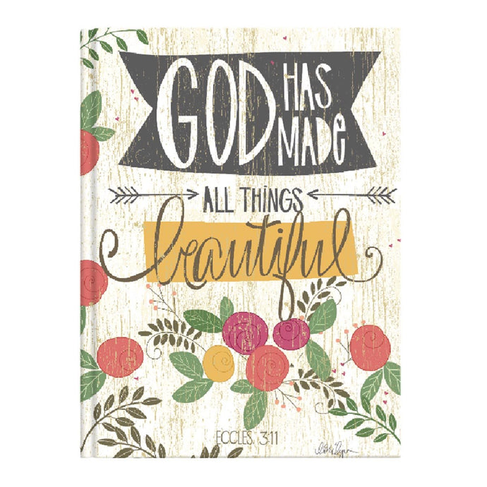God Has Made All Things Beautiful Journal