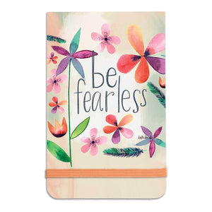 Be Fearless Purse Note Pad