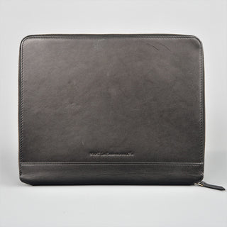 WANT by LES ESSENTIELS DE LA VIE  Black Leather iPad Tablet Case