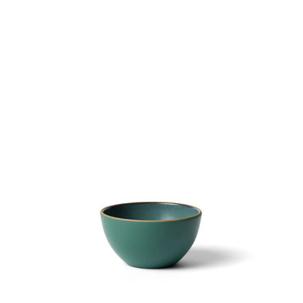 Dessert Bowl in Emerald Gloss/Emerald