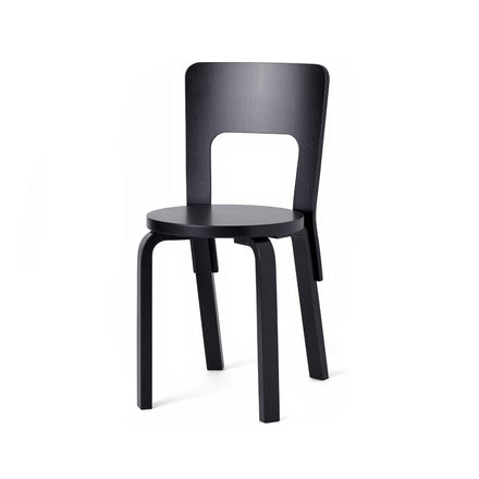 Chair 66 in Black