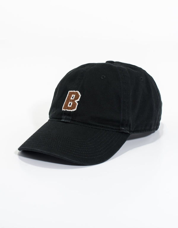 NEEDLEPOINT HAT - BROWN UNIVERSITY