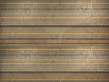 600010 Brown Orange Striped Portofino Wallpaper