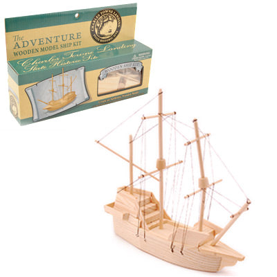 The Adventure Model Ship Kit - CTLI000280