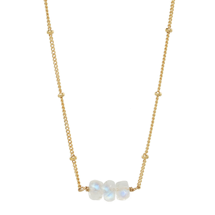 Moonstone Vila Necklace