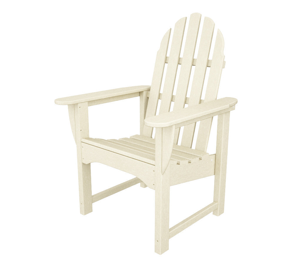 ADDC-1SA Classic Adirondack Casual Chair in Sand