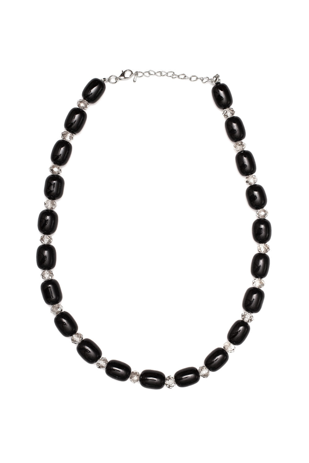 Type 4 Onyx Orbit Necklace