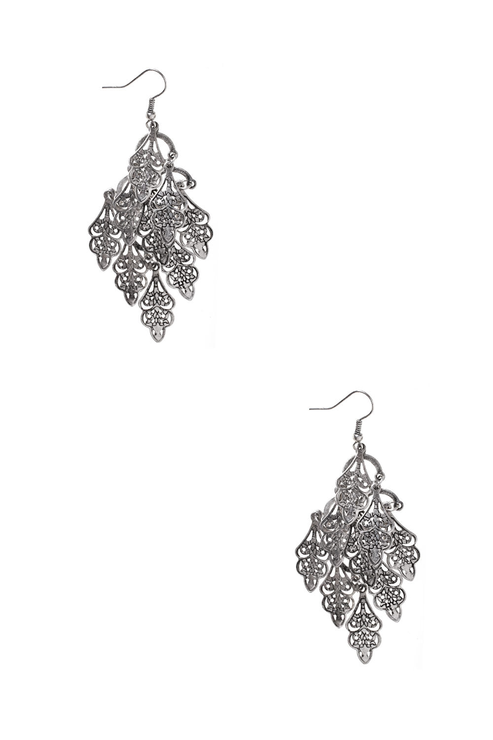 Type 2 Tarnished Memories Earrings