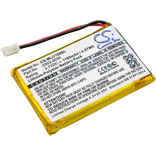 Equipment Battery