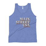 Main Street USA Retro Tri-blend Tank