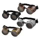 Sunglasses Men Steampunk Goggles Welding Punk Gothic Glasses Cosplay Unisex Women Vintage Victorian-Hot Sale Products free ship to worldwide