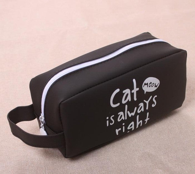 Cute Cat Lovers Pencils Case