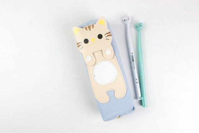 Kitten Pencil Case