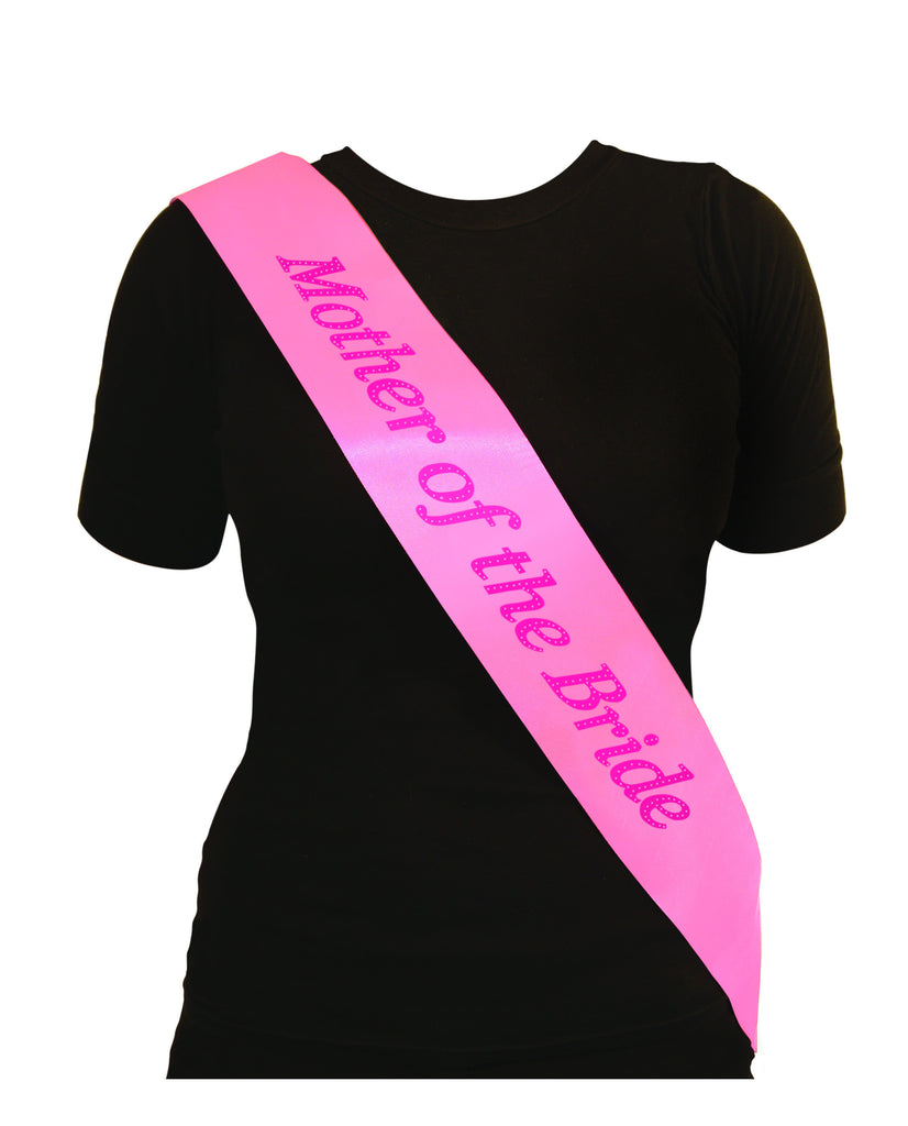 Hen Night Sash Mother Of The Bride