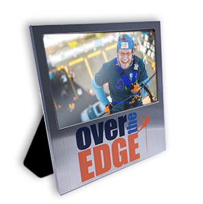 "Over The Edge Picture Frame (4x6"")"