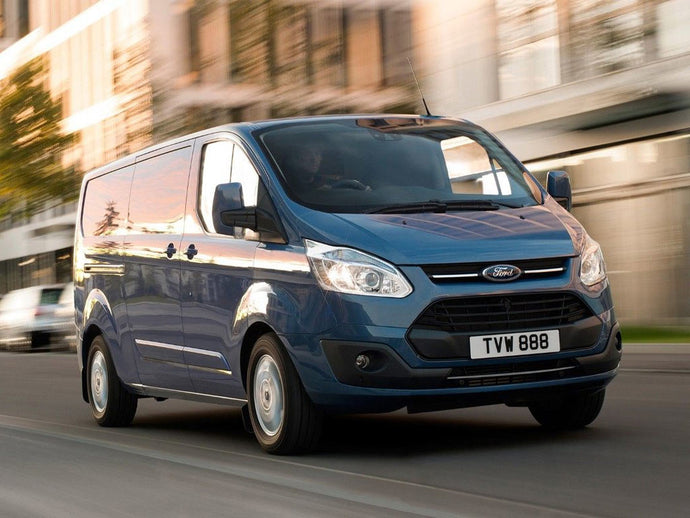 FORD TRANSIT CUSTOM 280 L1 DIESEL FWD 2.0 EcoBlue 130ps Low Roof Limited Van