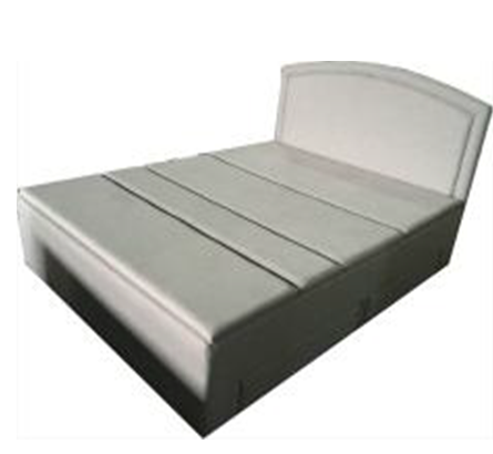 Queen size bed without the mattress B002-Q1 Wireless Control and Massage
