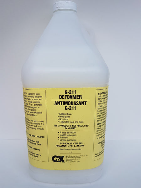 Copy of G-211 Defoamer 4L