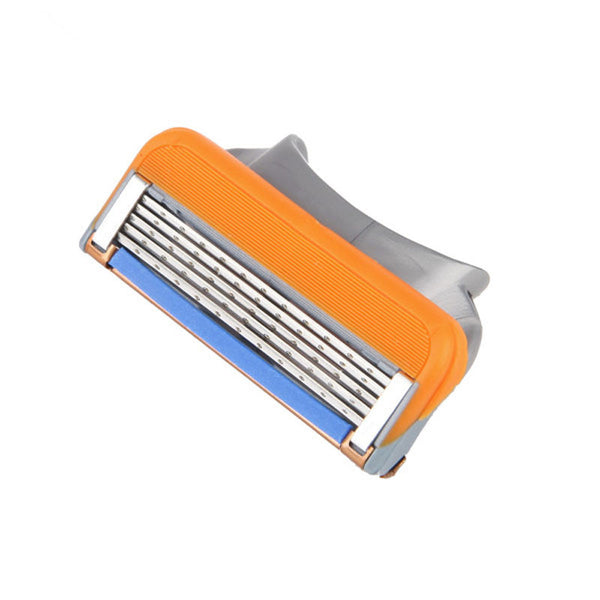 Man Shaving Razor Refills Cartridge Blade 5-layer for Gillette Fusion