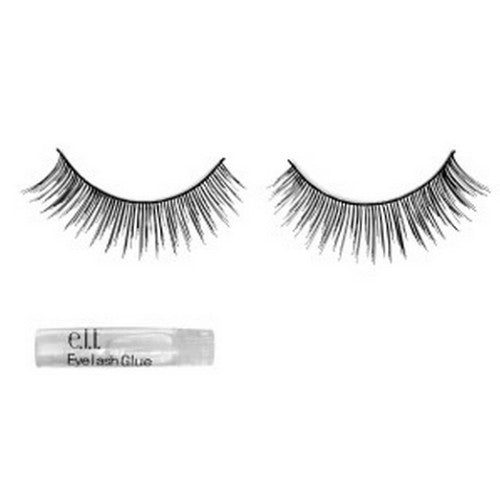 e.l.f. Essential Natural Lash Kit - Black