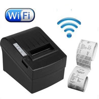 High Speed 300mm/second Wireless POS Thermal receipt printer 80mm Wifi printer Auto Cutter _DHL