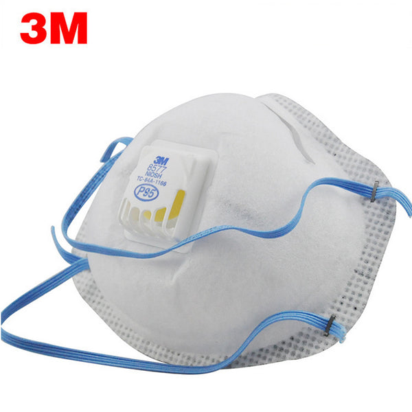 3M 8577 Organic vapor odor and particulate dust Masks Anti formaldehyde Oil fume Second-hand smoke P95 with Nuisance PM 2.5 mask