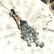 Luna Necklace: Labradorite