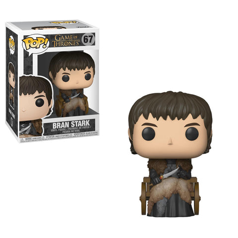 POP! Vinyl : Game of Thrones - Bran Stark (wheelchair)